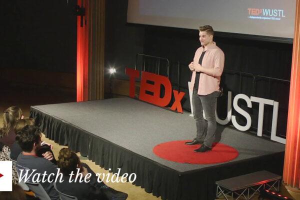 TEDx WashU Max Klapow
