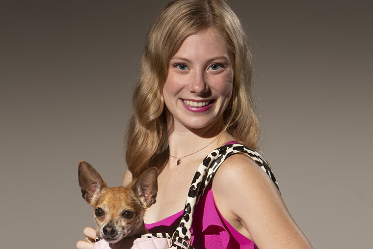 'Legally Blonde' promo photo