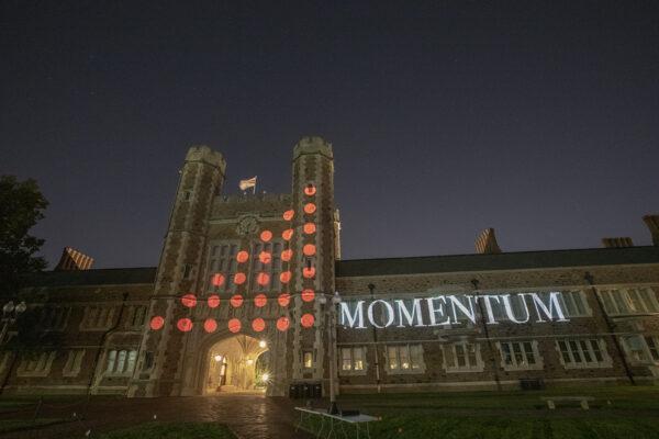 Building 'Momentum'