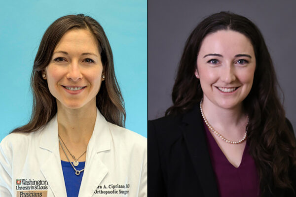 Cipriano, Gerull receive grant to study gender factors in orthopedics training