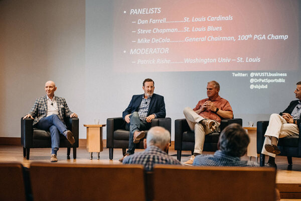 Fifth annual Olin Sports Business Summit includes Warriors, Bulls, Dolphins and more