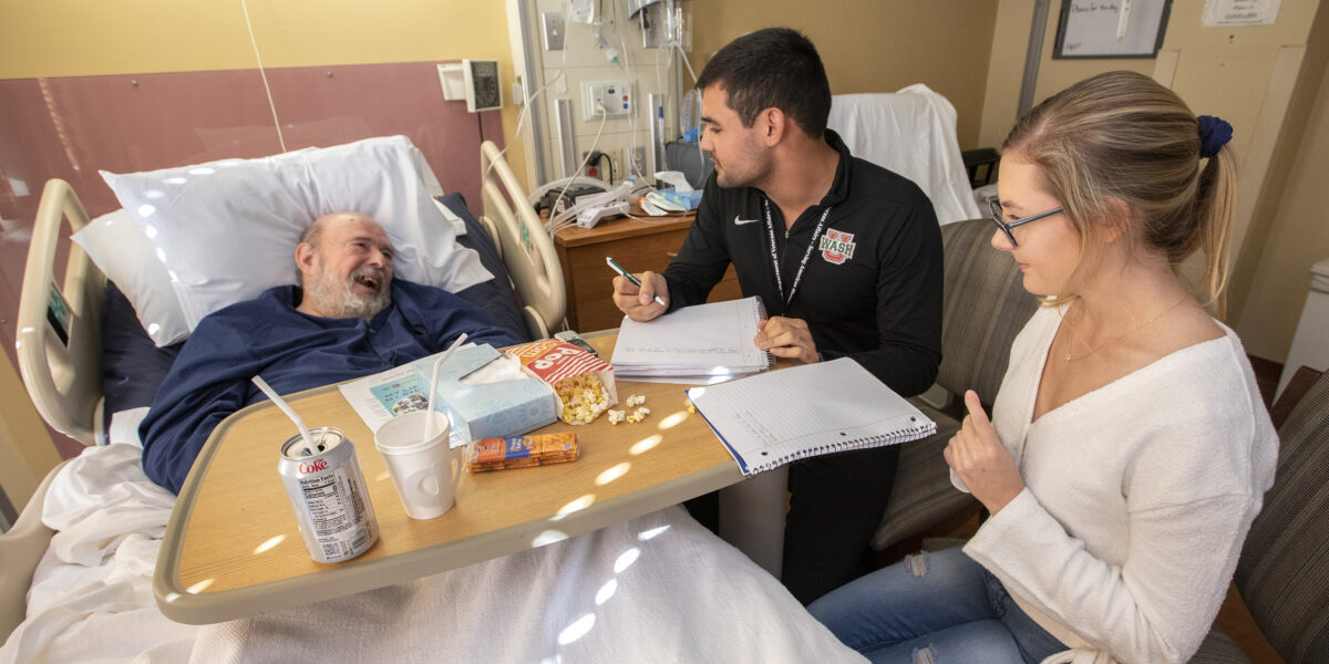 Connecting veterans to personalized care