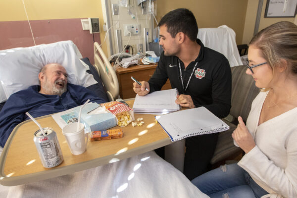 Connecting veterans to personalizedcare