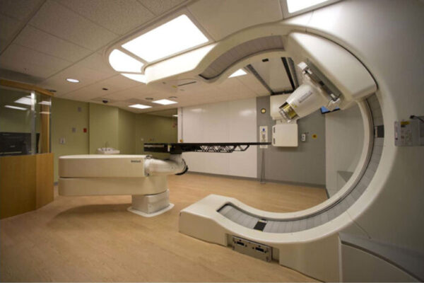 Proton therapy as effective as standard radiation with fewer side effects