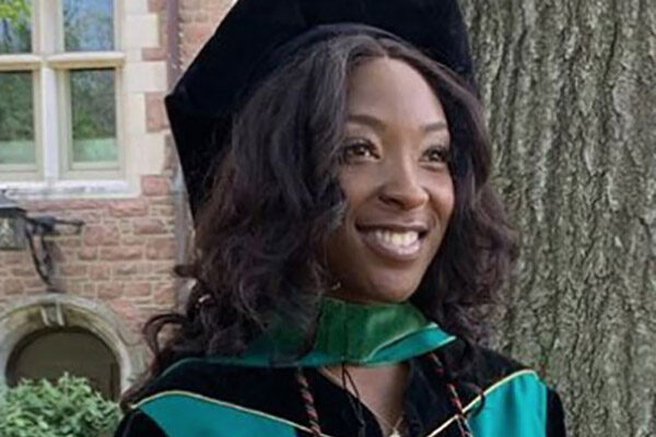 Obituary: Taevin Symone Lewis, occupational therapy graduate,26