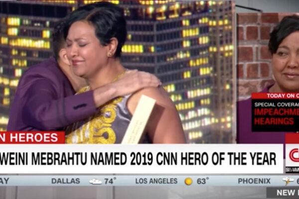 CNN's 'Hero of the Year' has deep university connections