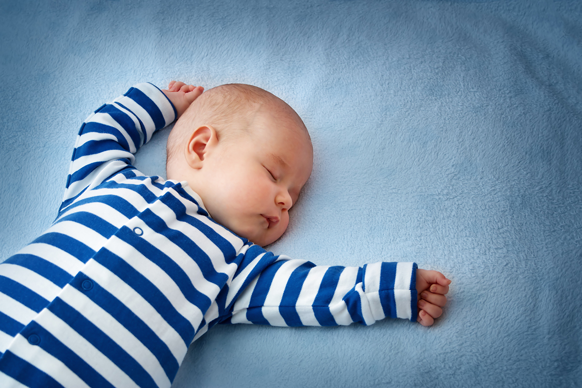 Sids Risk Linked To Lack Of Experience With Tummy Sleeping The Source Washington University In St Louis