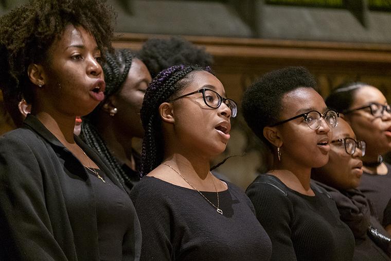 Visions Gospel Choir