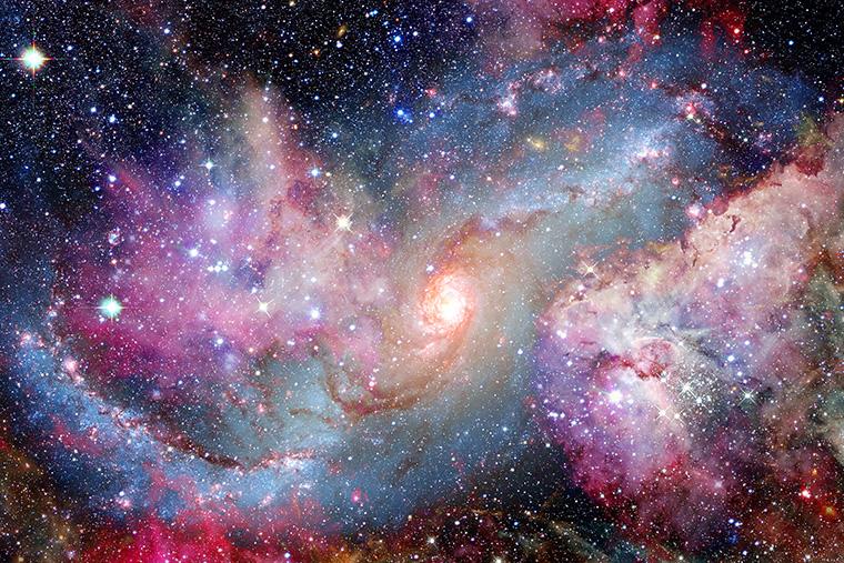 nebula rendering