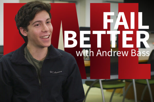 Fail Better with AndrewBass