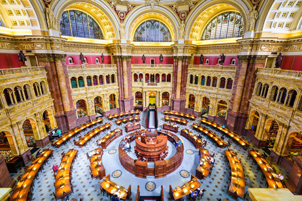 Sanchez Prado appointed Library of Congress Kluge Chair