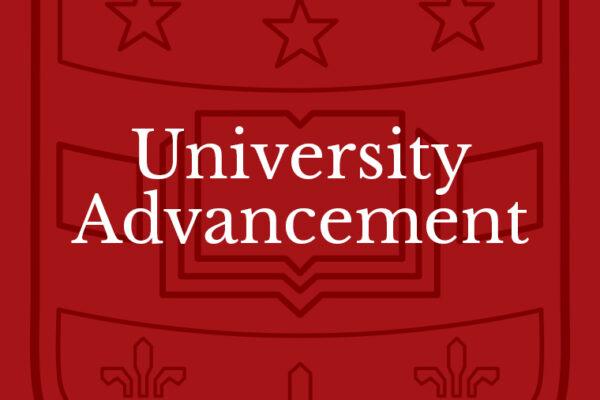 Alumni and Developmentchanges name to University Advancement