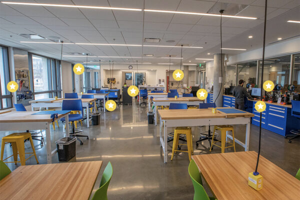 WashU Spaces: The Spartan Light Metal Products Makerspace