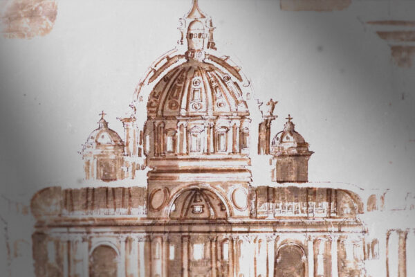 New book explores Michelangelo's last great challenge, building St. Peter's Basilica