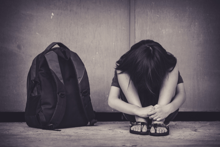 Suicidal thoughts in 9- and 10-year-olds correlate to family ...