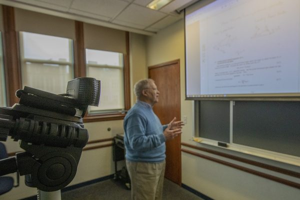 Faculty adjust to online instruction with help from Center for Teaching and Learning