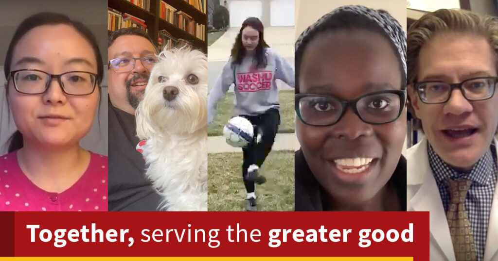 Together, serving the greater good