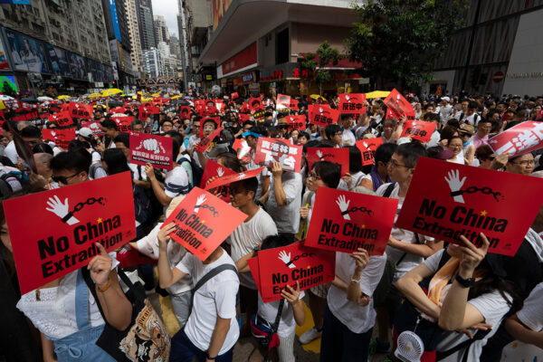 Protests haven't hurt Hong Kong's status as global financial center