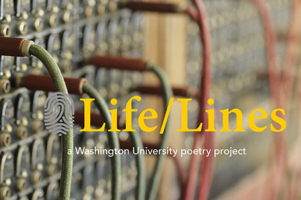 'Life/Lines' poetry project launches