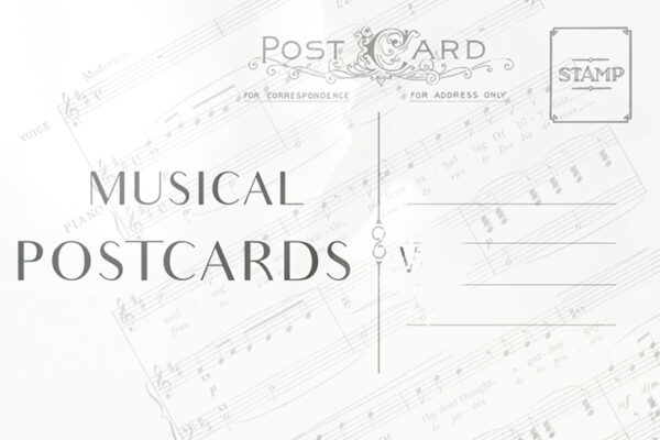Musical Postcards: 'Love is Here to Stay'