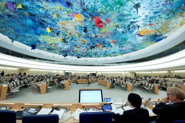 Joint report on gun violence makes impact at U.N. Human Rights Council