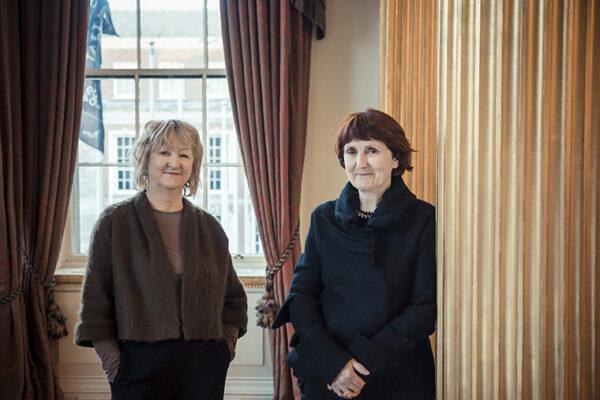 Pritzker Prize winners Yvonne Farrell, Shelley McNamara to speak at Sam Fox School graduation