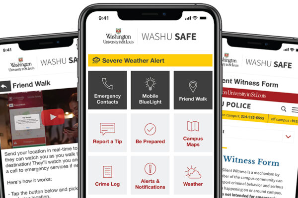 University introduces new personal safety app