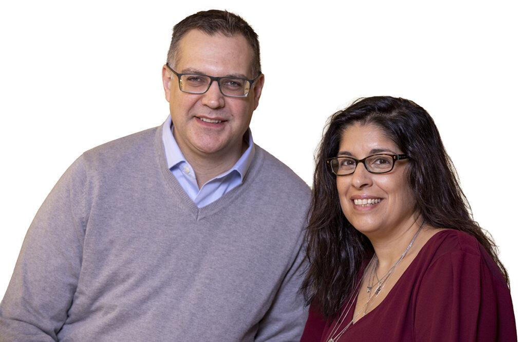 Jon and Jen Silva
