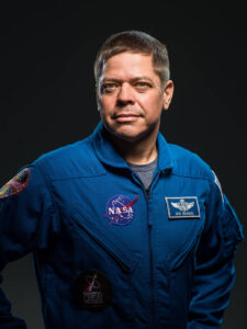 "Washington University alumnus Col. Robert ""Bob"" Behnken, BSME '92 (mechanical engineering), BSPhy '92 (physics). (Official NASA/Commercial Crew portrait: Robert Markowitz)"