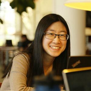 student Lily Xu