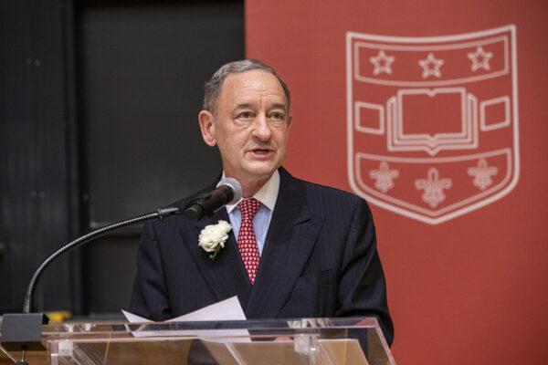 Wrighton named inaugural holder of Wertsch professorship
