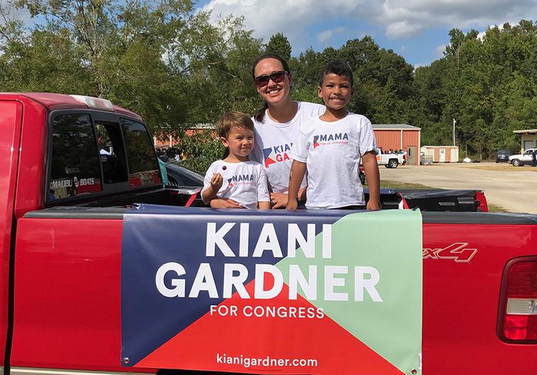 Alumna Kiani Gardner runs for Congress in Alabama's 1st congressional district