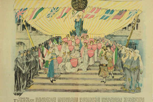 'St. Louis and suffrage'