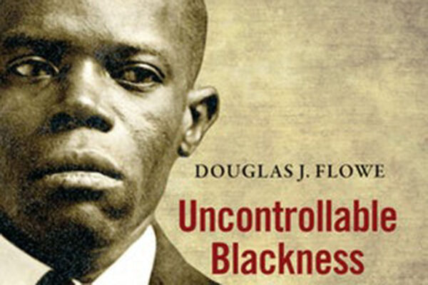 'Uncontrollable Blackness'