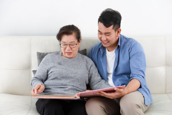 Aging memories may not be 'worse,' just 'different'