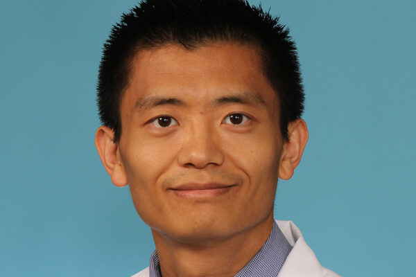 Huang named chief of CNS/Gamma Knife service