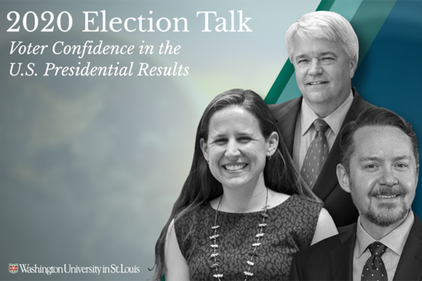 2020 election talk: Voter confidence in U.S. presidential results