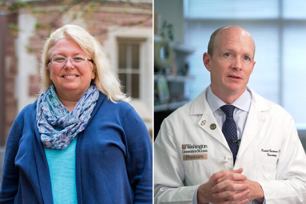 Barch, Bateman elected to National Academy of Medicine