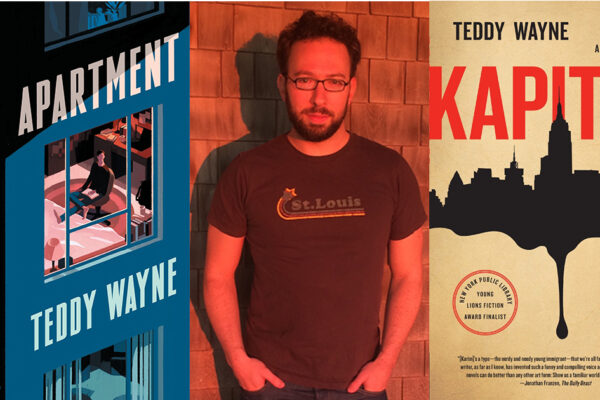 How Teddy Wayne became a prominent literary voice