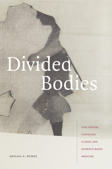 Book covers divided bodies