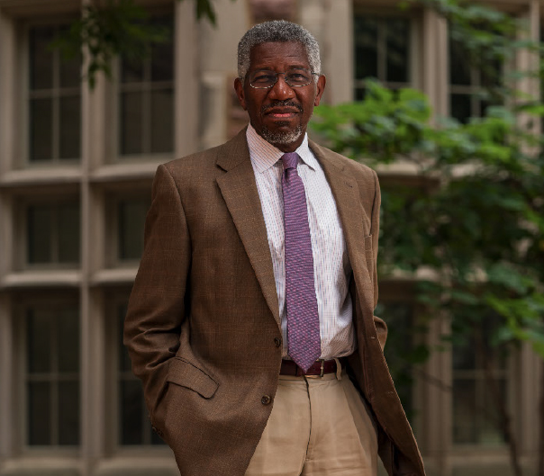 Gerald Early is the Merle Kling Professor of Modern Letters; chair and professor of African and African-American studies; and executive editor of <i>The Common Reader</i>, which partnered with <i>Washington</i> on these essays. (Photo: Whitney Curtis/Washington University)