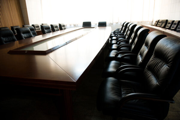 Wanted: Board of directors' member with bankruptcy experience