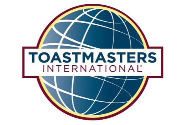 Toastmasters club, members recognized