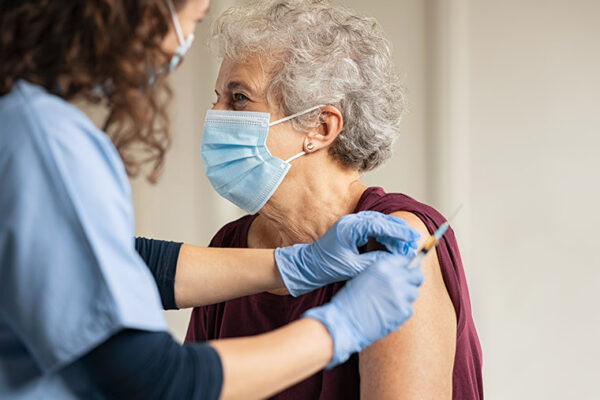 Building better vaccines for the elderly