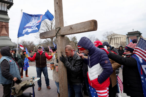 Scholars of religion and politics respond to the Capitol insurrection