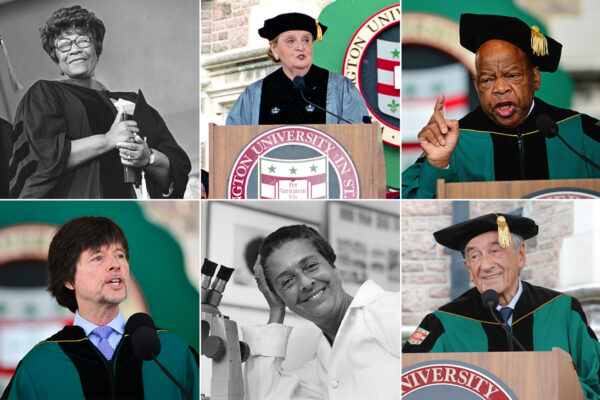 Call for honorary degree nominations
