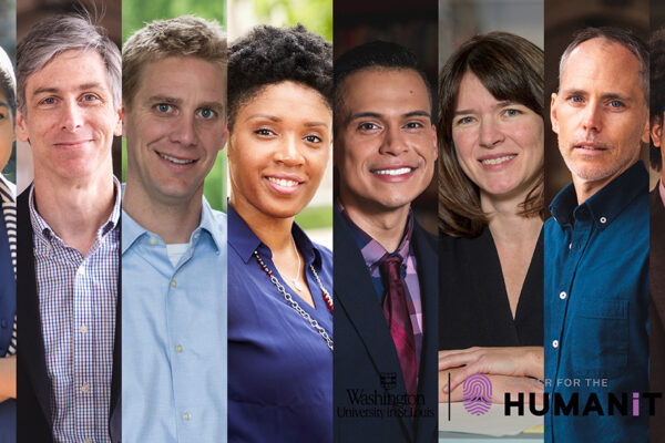 Center for the Humanities faculty fellows named