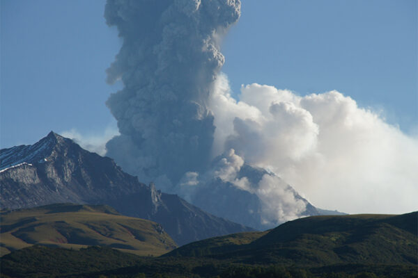 Lots of water in the world's most explosive volcano