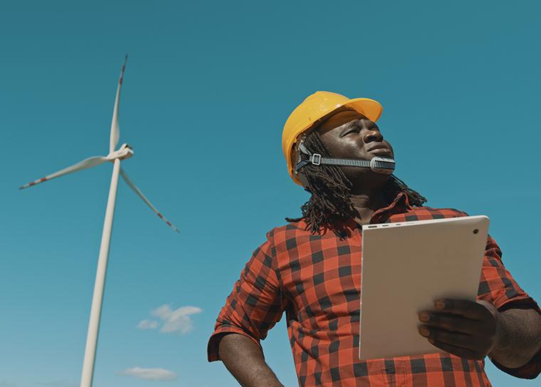 wind tower technician