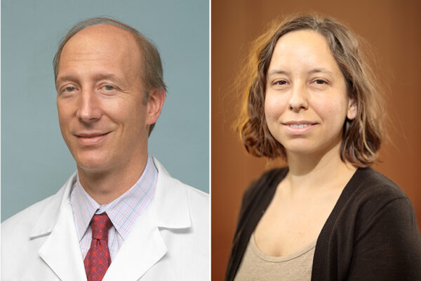 Holtzman, Karch honored for research into neurodegenerative diseases
